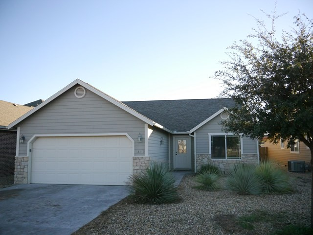 1613 Kimrey Ln, San Angelo TX 76904 MLS 90287 - 1