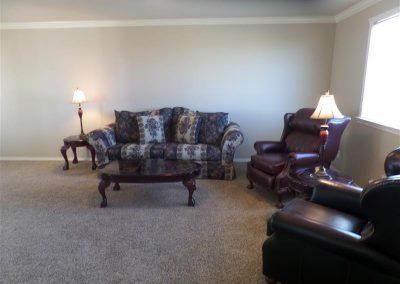 1517 Natalie Ln, San Angelo TX 76904 - Living Room